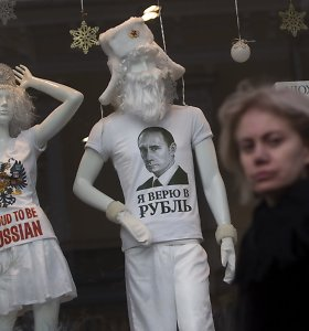 60 procentų rusų jau suprato – Vakarų sankcijos smogė skaudžiai
