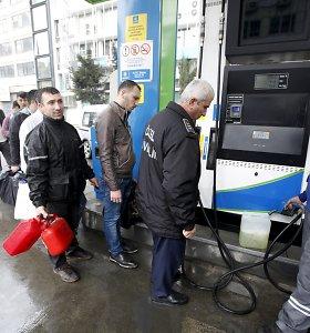 Dalis Turkijos liko be elektros – neveikia šviesoforai, metro, viešbučiai įjungė generatorius