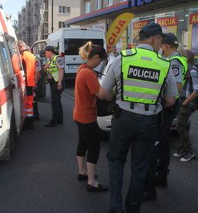 Lietuvos keliuose antradienį nežuvo nė vienas žmogus, sužeista – 18