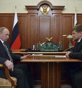 Tarptautinės krizių grupės ataskaita: Čečėnija bet kurią akimirką gali tapti konflikto židiniu
