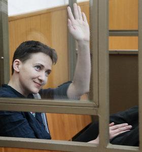 Petro Porošenkos lėktuvas atskrido į Rostovą prie Dono: parsiveš Nadiją Savčenko