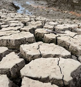 Lietuvai gresia sausra