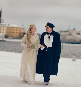 """Už laivo """"Independence"""" – riteriška Morgano von Gegerfelto ir klaipėdietės Liudmilos Don meilės istorija"""