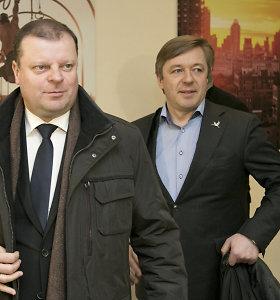 """Vladas Gaidys pasigenda """"valstiečių"""" sąsąjų su valstiečiais"""