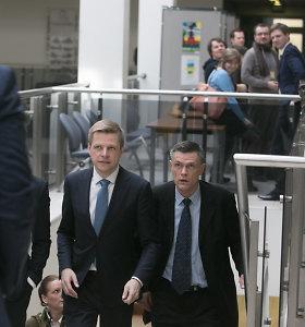 Naujoji Remigijaus Šimašiaus valdoma Vilniaus tarybos koalicija išsidalijo postus