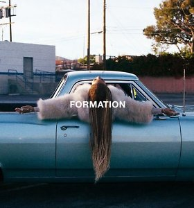 """Beyonce netikėtai pristatė naują dainą """"Formation"""": vaizdo klipe vaidina ir jos dukra Blue Ivy"""