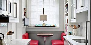 Maža virtuvė – kaip pagerinti situaciją?
