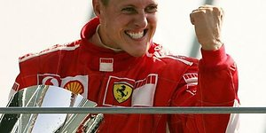 Michaelio Schumacherio būklė gerėja
