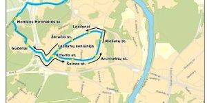 Nuo lapkričio 1 d. po remonto atidaromas Erfurto-Oslo g. viadukas