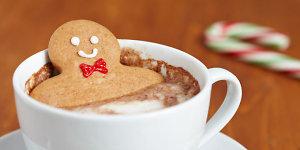Imbierinių sausainių dekoravimo diena: ruošiamės Kalėdoms
