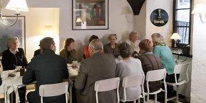 Senjorai Vilniaus kavinėse sekmadieniais tradiciškai bus vaišinami kava