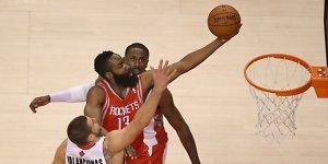 Jamesas Hardenas nesikuklina: šiuo metu esu geriausias gyvas krepšininkas