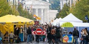 6-oji Tautų mugė – pasaulio šokiai, Gdansko kultūros dienos, Ugnies reginys, Tylioji diskoteka, Teatro festivalis