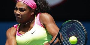 """Serena Williams iškopė į """"Australian Open"""" pusfinalį ir turės progą atkeršyti už seserį"""