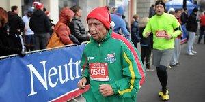 Visuose Kalėdiniuose bėgimuose dalyvavęs Vytautas Stanevičius tradiciją tęs ir šiemet