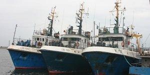 Menkės praplaukė žvejams palei nosį – neišgaudyta nė pusė metinių kvotų