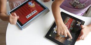 Dalyvaukite apklausoje apie informacines technologijas bei jų naudojimą mokykloje