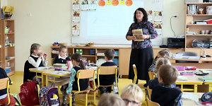 Modernios mokyklos likimas – kompetentingų mokytojų rankose