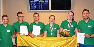 Tarptautinėje geografijos olimpiadoje lietuviai iškovojo auksą ir sidabrą