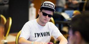 """Neįtikėtina lietuvio pergalė: Laurynas Levinskas tapo EPT """"High Roller"""" pokerio turnyro vicečempionu ir iškovojo 413 tūkst. eurų"""