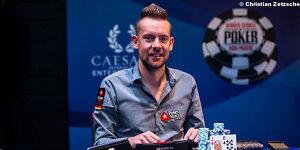 """""""PokerStars Pro"""" George Danzeris Australijoje iškovojo WSOP """"Metų žaidėjo"""" titulą"""