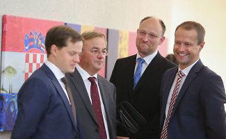 """Sudie, """"Gazprom"""": Lietuva susitarė su Norvegija dėl gamtinių dujų tiekimo"""