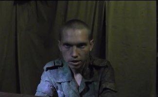 Ukrainoje sulaikytas rusų karys apklausos metu davė parodymus prieš Rusiją
