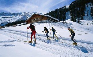 Lygumų slidinėjimas – sportas, kuriuo gali užsiimti kiekvienas