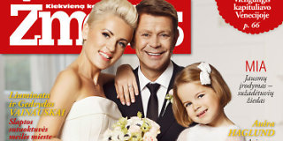 """<b>Ramunė</b> ir <b>Arnas Klivečkos</b>: """"Po dešimties metų mes vis dar norime švęsti vestuves..."""""""