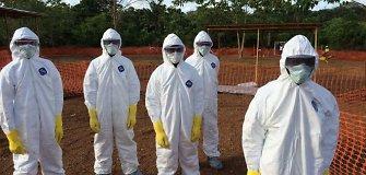 Ebola jau pasiekė milijoninius Vakarų Afrikos miestus, žmones apėmė panika
