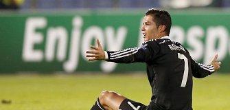 Cristiano Ronaldo suvaidino pražangą Čempionų lygoje?