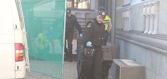 Vilniaus geležinkelio stotyje sumaištis – rastas į sprogmenį panašus daiktas