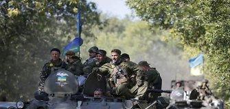 Derybos Minske dėl Ukrainos: pasirašytas paliaubų memorandumas, bus sukurta buferinė zona