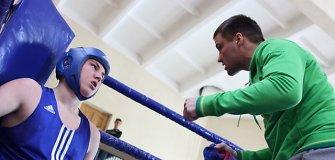 Dovydas Šernas nepateko į Europos jaunimo bokso čempionato ketvirtfinalį