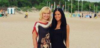 """Geriausia Indrės Burlinskaitės draugė – mama Dalia: """"Neužtektų viso gyvenimo jai atsidėkoti"""""""
