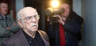 Prokuroras reikalauja 7 metų laisvės atėmimo aktoriui Petrui Dimšai