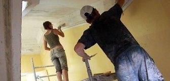 Ką daryti, kad namo statybos netaptų mūšio lauku?