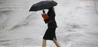 Orai.lt: vėjas pūs ramiau, bet gražią dieną gadins lietus