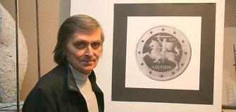 """Skulptorius Antanas Žukauskas: """"Tikiuosi, kad Vytis šuoliuos aukštai iškėlęs galvą"""""""