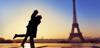 """Gretos istorija. """"Vieną kartą Paryžiuj... Eifelio bokšto papėdėje įsimylėjau prancūzą"""""""