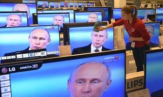 Valstybė nesugeba efektyviai kovoti su rusiškose programose skleidžiama propaganda