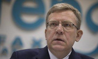Aleksejus Kudrinas: Rusijoje prasideda rimta ekonominė krizė
