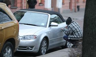 Penktadalis pernai pavogtų draustų automobilių buvo surasti