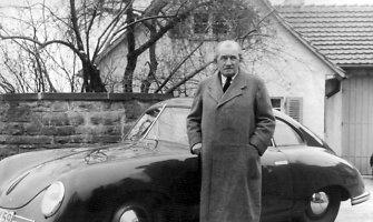 Ferdinandas Porsche – žmogus, pakeitęs automobilizmo istoriją