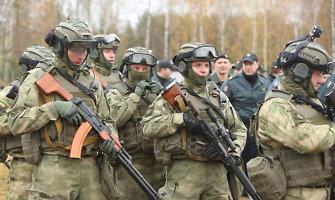 Lietuva didins išlaidas žvalgybai, kariuomenei, policijai ir sienos su Rusija apsaugai