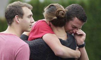 """Dramos Vašingtono mokykloje auka pusbroliui šauliui: """"Aš tave myliu ir tau atleidžiu"""""""