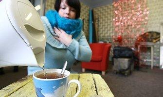 Vaistinės pritrūko arbatos nuo peršalimo
