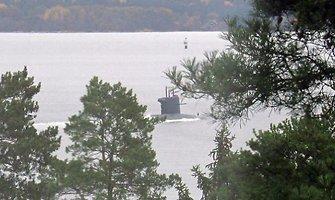 Pirmasis Švedijos karo laivų laimikis – keli įtartini objektai, gulintys Baltijos jūros dugne