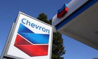 """""""Chevron"""" stabdo skalūnų dujų telkinių paieškas Lenkijoje"""