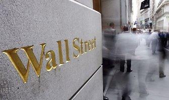Volstrito bankai laipsniškai užleidžia pozicijas brangiausių pasaulio įmonių sąraše